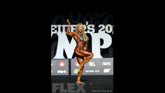 Margita Zamolova - Women's Physique - 2018 Olympia