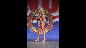 Whitney Jones - Fitness - 2019 Arnold Classic