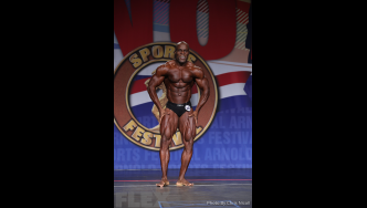 Panexce Pierre - Classic Physique - 2019 Arnold Classic