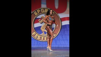Nadia Wyatt - Figure - 2019 Arnold Classic
