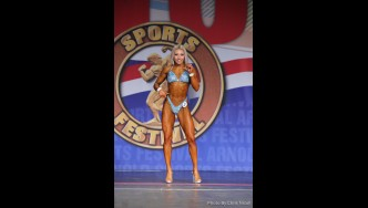 Emma Paveley - Fitness - 2019 Arnold Classic