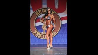 Allison Ethier - Fitness - 2019 Arnold Classic