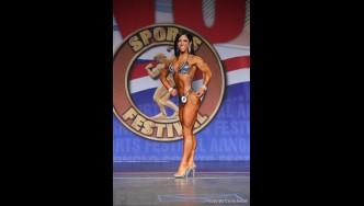 Sara Kovach - Fitness - 2019 Arnold Classic