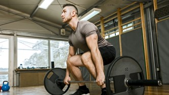 5 Moves Core Ab Deadlift
