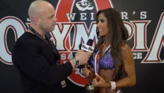 Angelica Teixeira Talks Repeating as Bikini Champ