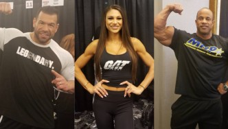 Bodybuilders reveal their favorite Arnold Schwarzenegger movies.