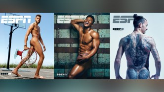 The 8 Insanely Fit Male Athletes in ESPN's 2018 Body Issue