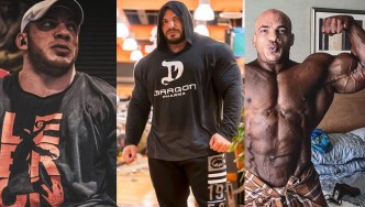 Big Ramy's Most Intense Instagram Posts