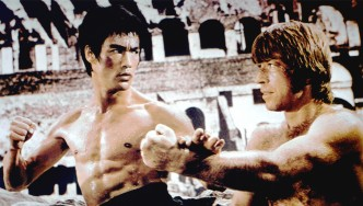Bruce-Lee-Chuck-Norris-Enter-the-Dragon