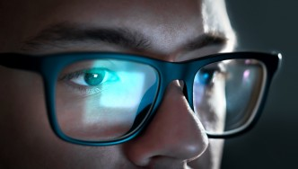 Close-Up-Of-Man-Focused-Eyes-Glasses