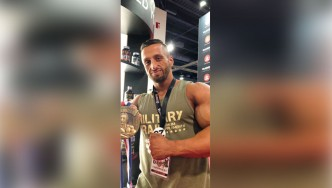 Classic Physique Competitor Dani Younan's Go-to Shoulder Exercises
