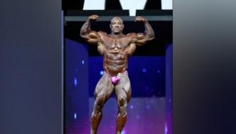Dexter Jackson - Open Bodybuilding - 2018 Olympia