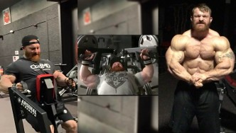 CHECKING IN ON FLEX LEWIS