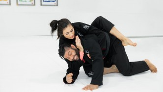 Jiu-jitsu Champ Monique Ricardo's Tips for Mothering and Maintaining Muscle
