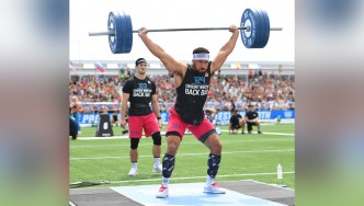 The Top 10 Moments From the 2018 CrossFit Games