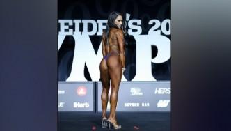 Jennifer Ronzitti - Bikini - 2018 Olympia