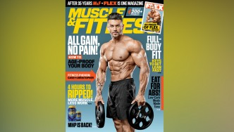Get the July 2018 Issue of 'Muscle & Fitness' thumbnail