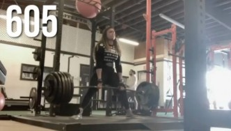 Meet the Powerlifter Who Can Lift Three-times her Bodyweight