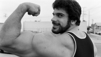 Lou Ferrigno was in top form for Hercules
