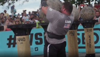 7 Best Moments from World's Strongest Man Martins Licis's Reddit AMA
