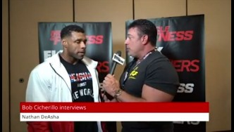 Nathan DeAsha Looks to Make an Impact at His Third Mr. Olympia