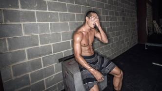 No muscle gain