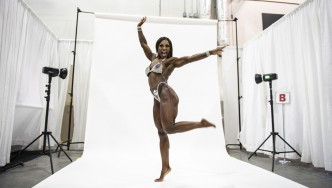 Olympia-Behind-The-Scene-Cydney-Gillion-Photoshoot-Figure-Division