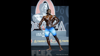 Akeem Scott - Men's Physique - 2019 Olympia