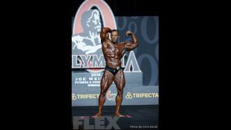 Ahmad Ahmad - Classic Physique - 2019 Olympia