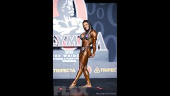 Natalia Abraham Coelho - Women's Physique - 2019 Olympia