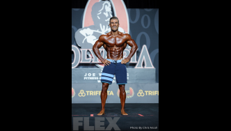 Ryan Terry - Men's Physique - 2019 Olympia