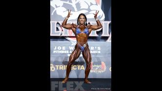 Daniely Castilho - Women's Physique - 2019 Olympia
