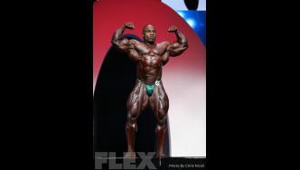 Akim Williams - Open Bodybuilding - 2019 Olympia