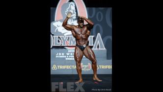 Khaled Chikhaoui - Classic Physique - 2019 Olympia