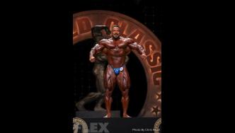 Roelly Winklaar - Bodybuilding - 2019 Arnold Classic
