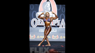 Heather Grace - Women's Physique - 2019 Olympia