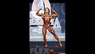 Valentina Mishina - Women's Physique - 2019 Olympia
