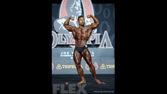 Danny Hester - Classic Physique - 2019 Olympia
