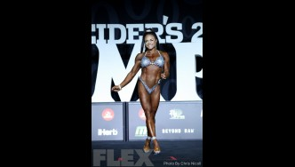 Myriam Capes - Fitness - 2018 Olympia