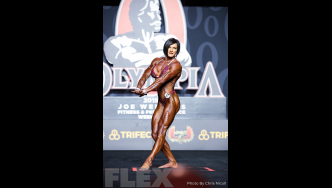 Jennifer Taylor - Women's Physique - 2019 Olympia