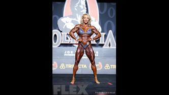 Margita Zamolova - Women's Physique - 2019 Olympia