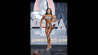 Carly Starling Horrell - Figure - 2019 Olympia