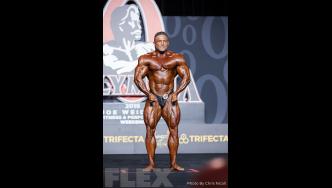 Zane Watson - 212 Bodybuilding - 2019 Olympia