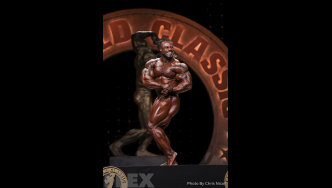 William Bonac - Bodybuilding - 2019 Arnold Classic
