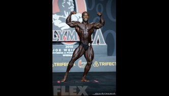 Damion Ricketts - Classic Physique - 2019 Olympia