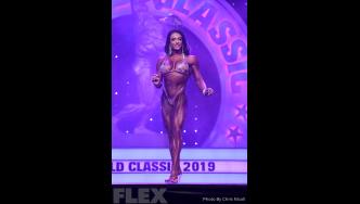 Maria Luisa Baeza Diaz - Figure - 2019 Arnold Classic