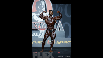 Breon Ansley - Classic Physique - 2019 Olympia
