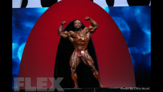William Bonac - Open Bodybuilding - 2019 Olympia