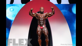 Maxx Charles - Open Bodybuilding - 2019 Olympia