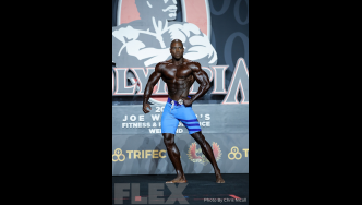 Xavisus Gayden - Men's Physique - 2019 Olympia